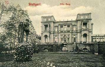 Villa Berg Ostseite 1906