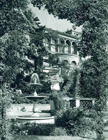 Westgarten
