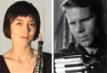 Kirsty Wilson und Ulrich Schlumberger