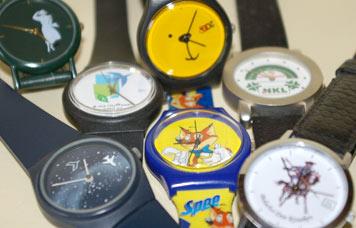 Uhren als Massenware