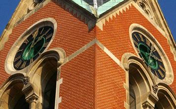 Lukaskirche in Stuttgart-Ost