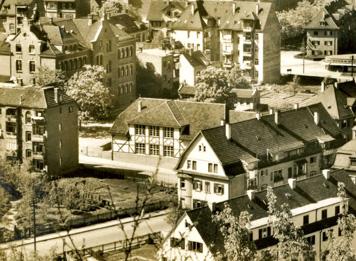 Kelter Gablenberg um 1935, Slg. Gohl