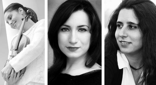 Nina Karmon,  Lydia Bach,  Avital Cohen