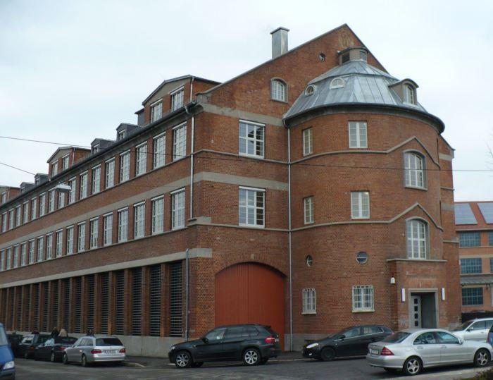 Stadtarchiv im Bellingweg Bild: Enslin