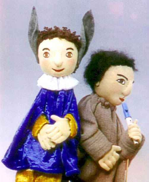 Theater Tredeschin: Der Prinz mit den Eselsohren