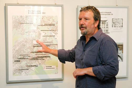 Führung mit Ulrich Gohl