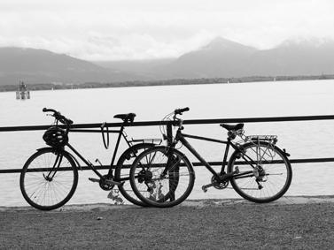Urlaub mit dem Rad
