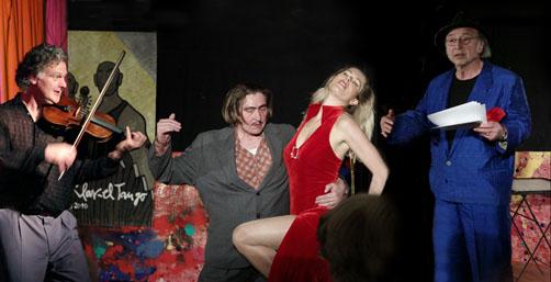 """Szenenbild """"Warum der Tanguero noch einmal tanzte"""""""