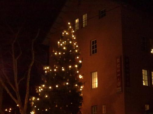 Weihnachtsgruß von MUSE-O