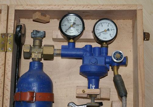 Sauerstoff-Rettungskoffer von Kraiss & Friz