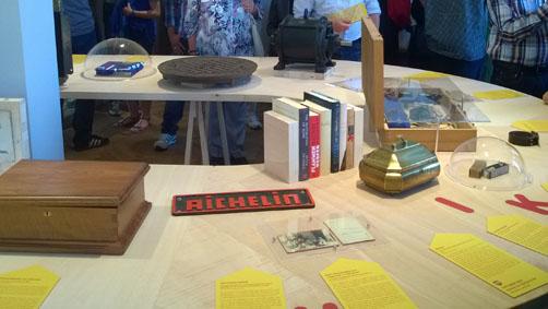 Ausstellung Made in S-Ost: Objekte