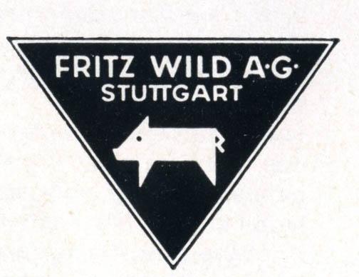 Aus den 1950er-Jahren stammt dieses sehr gelungene Signet der gesuchten Fleischwarenfabrik. Sammlung Gohl