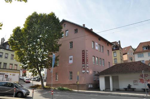 Heute ein Schmuckstück - das alte Schulhaus, Heimat von MUSE-O (Foto: aia)