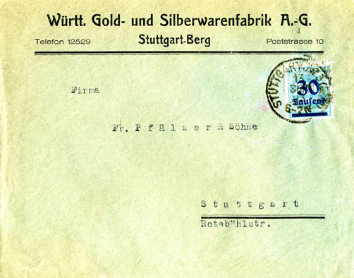 Berg Goldfabrik