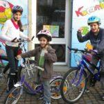 Radspenden für Karamba-Bata