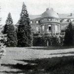 Villa Reitzenstein um 1930, Slg. Gohl