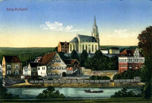 Wera-Heim, Berger Kirche, Slg. Unglaub