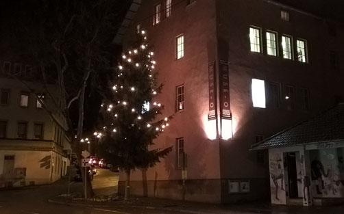 MUSE-O, Altes Schulhaus Gablenberg, Weihnachten 2017