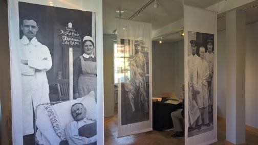 """Ausstellung """"Verwundungen. Die Stuttgarter Lazarette des Ersten Weltkriegs"""""""