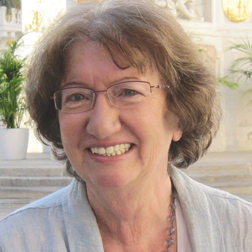 Die Autorin Ulrike Ladnar. Foto: Verlag